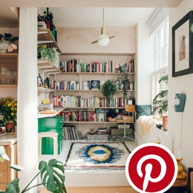 What's Hot on Pinterest- 5 Vintage Home Decor Ideas You'll Love FEAT