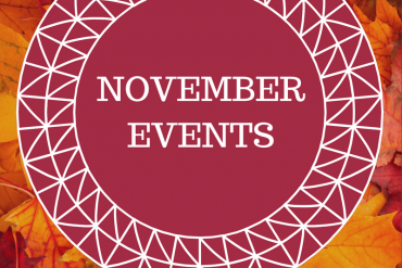 November Events The Checklist That You Should Keep In Mind! FEAT