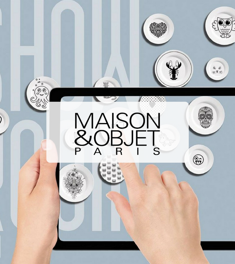 Today We Reveal You Maison et Objet 2018 Theme! FEAT