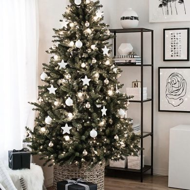 What's Hot on Pinterest 5 Scandinavian Christmas Decorations 5