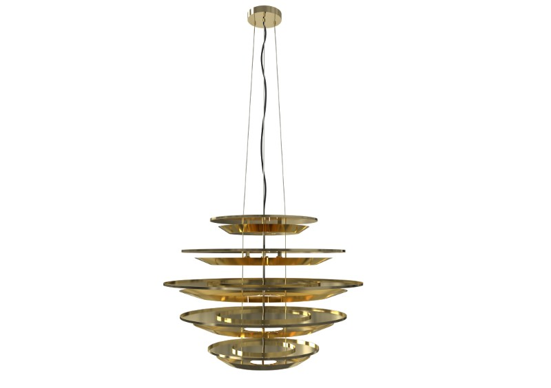 Brighten Up Your New Year's Decorations with Unique Golden Lamps 4