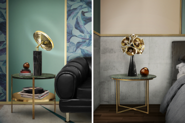 5 Mid-Century Modern Table Lamps For Your Interior Design Project