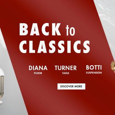 Back to Classics: Feel The Best Lighting Design!