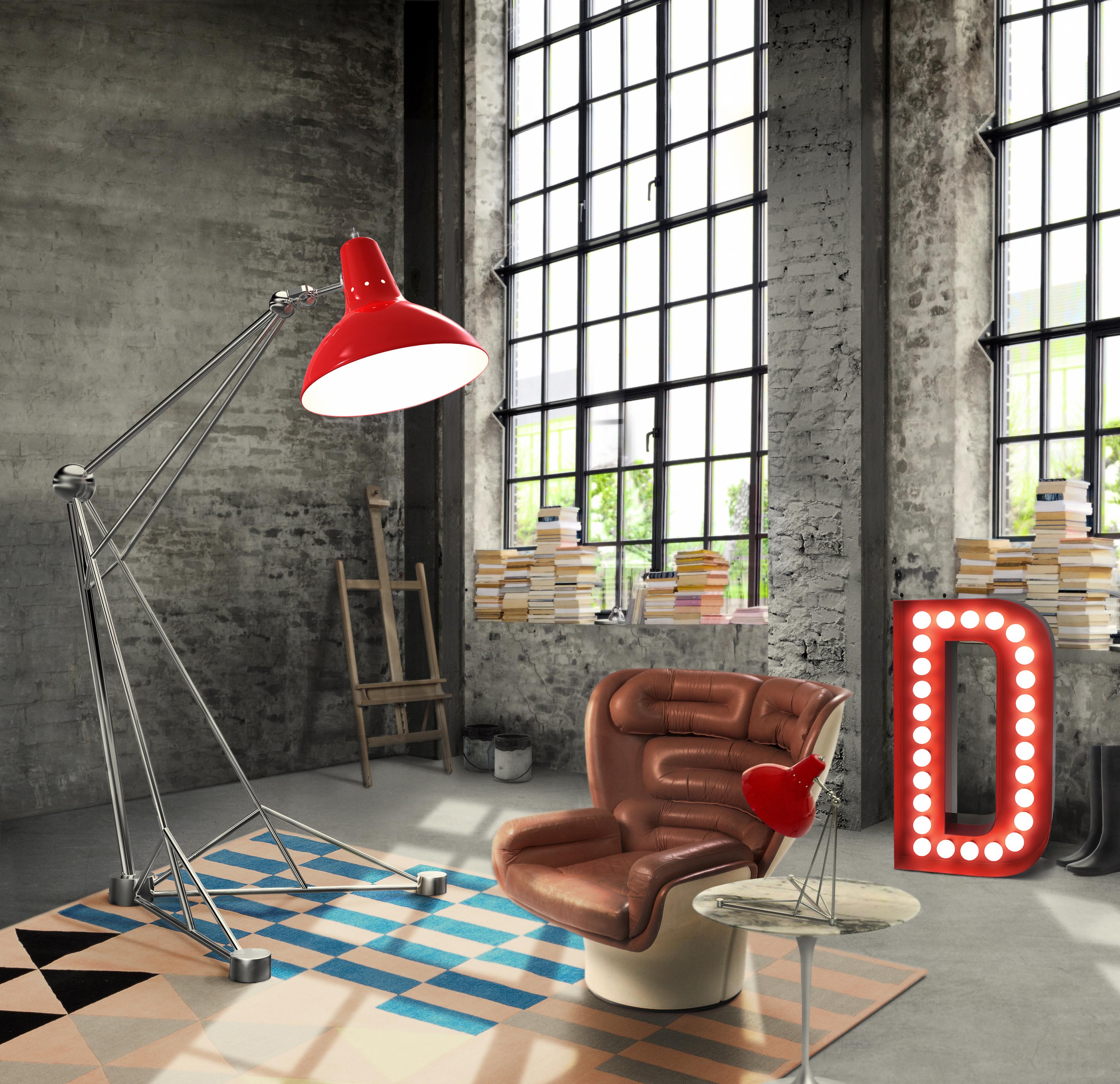 5 Brilliant Ways To Use Industrial Lighting Design