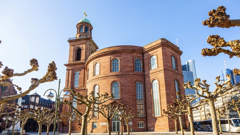 Frankfurt Travel Guide 8 places to visit in one day ! 8