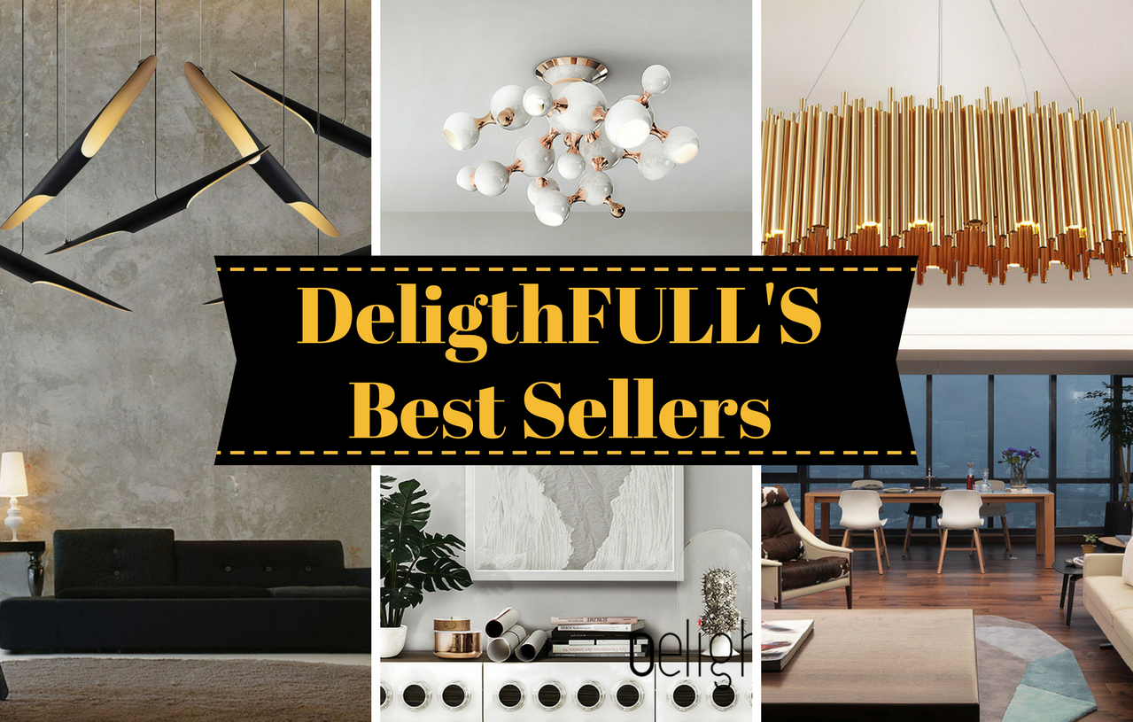 Trend Alert The Mid-Century Bestsellers to Decor Your Home!