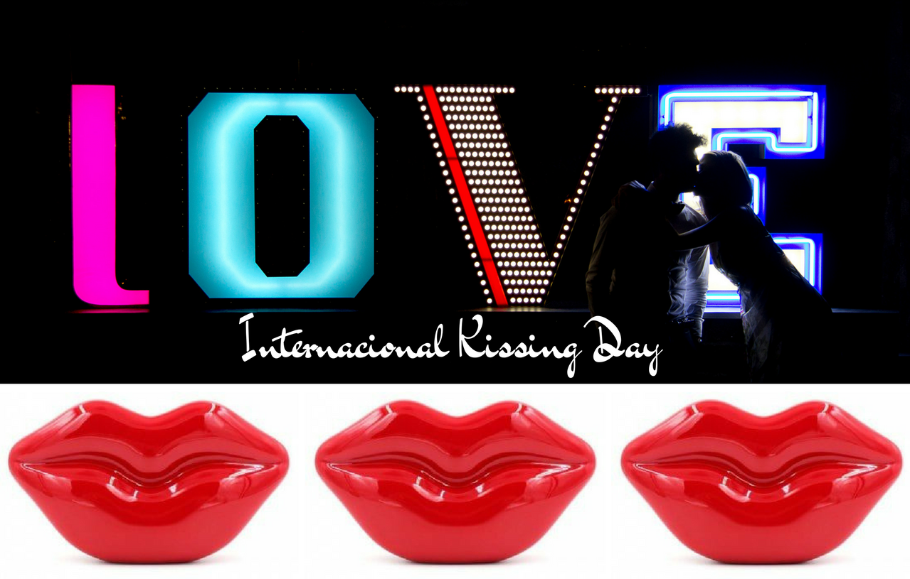 International Kissing Day Fell In Love With A Romantic Décor 13