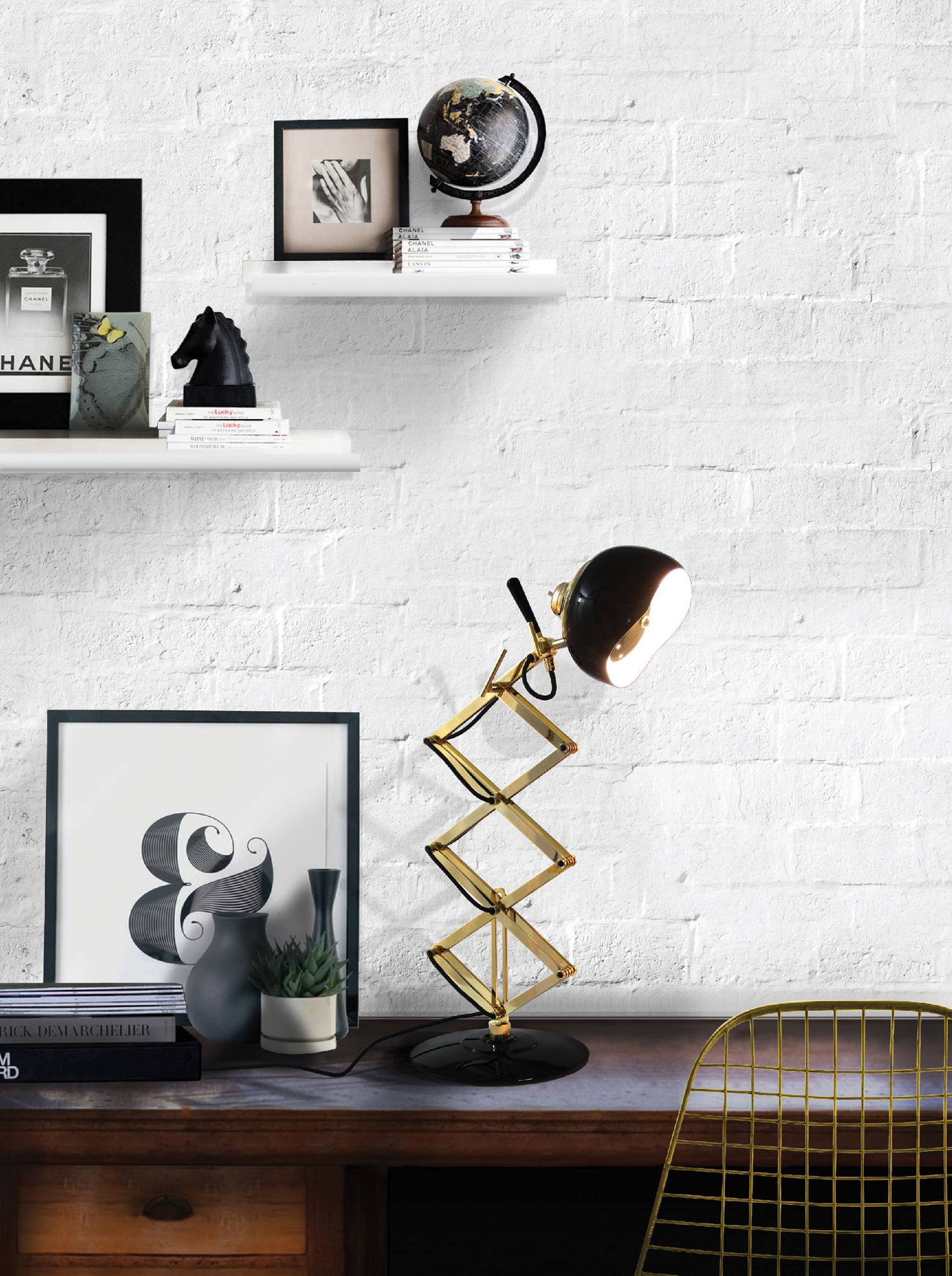 Makeover your office: Modern Design Lamps to inspire you!