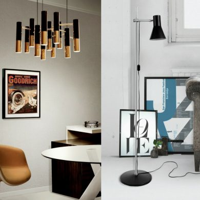 Makeover your office Modern Design Lamps to inspire you! (9)