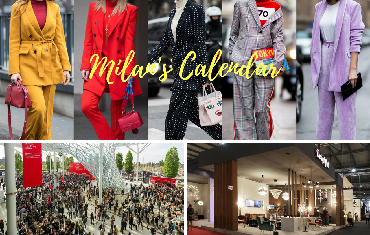 Milan's Calendar All The Events That Are Going On During iSaloni!