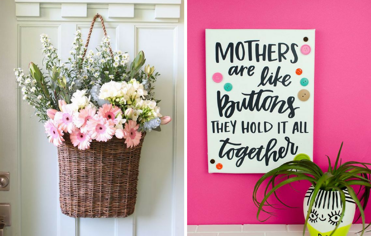 8 DIY Mothers Day Gifts! 2