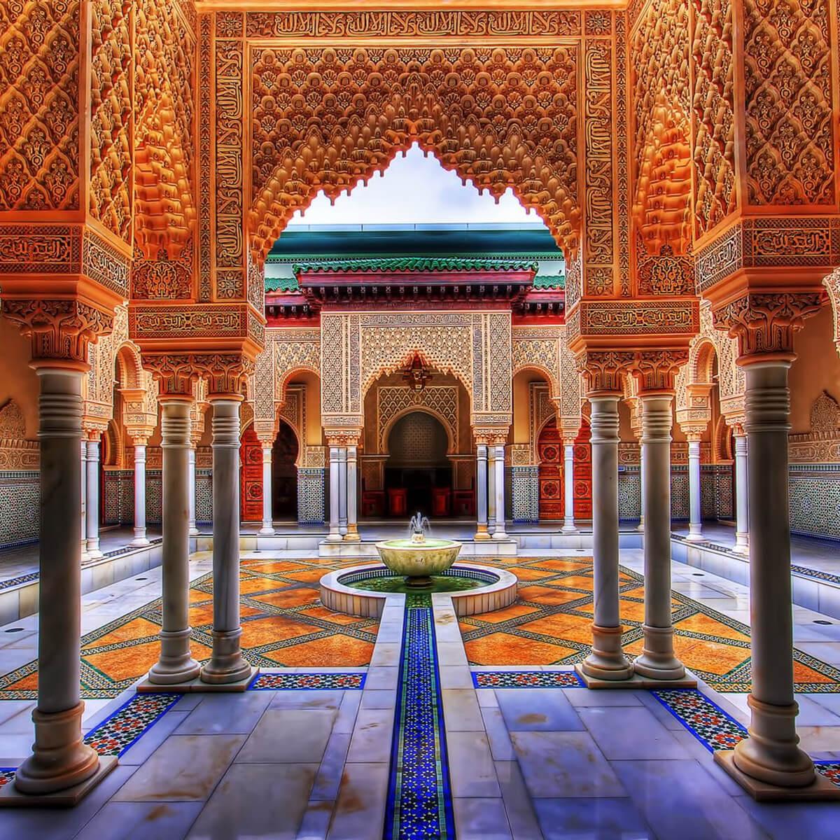 Worldwide Decor Moroccan Style Basics 3
