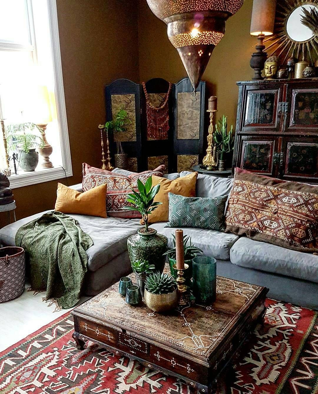 Worldwide Decor Moroccan Style Basics 4