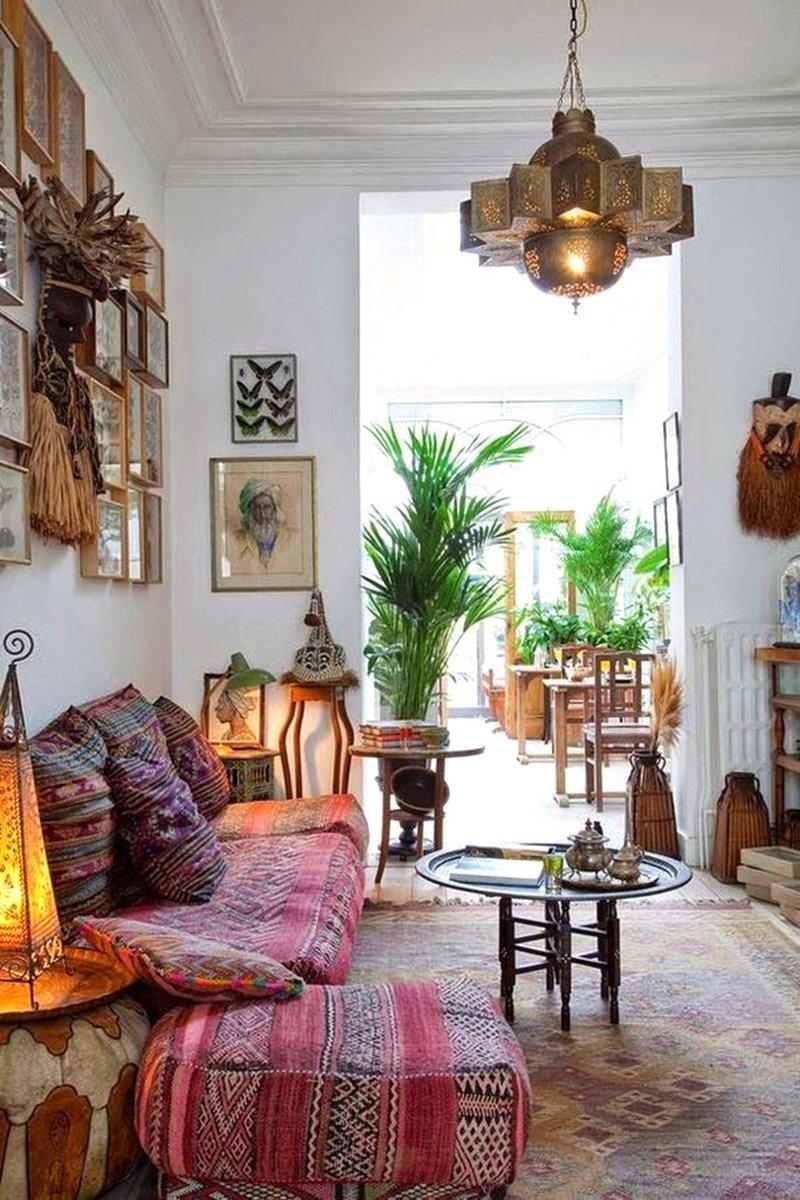 Worldwide Decor Moroccan Style Basics 6