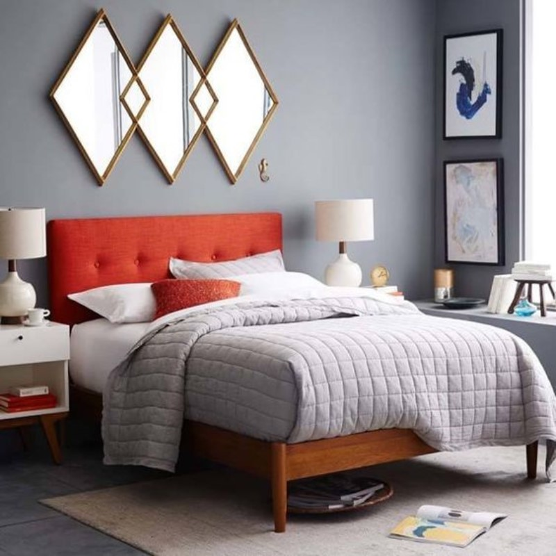 Transform Your Bedroom Into The Ultimate Mid Century Summer Hit! 1