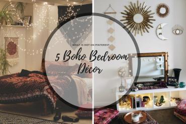 Bohemian Style Bedroom Inspiration Ideas Delightfull Unique Lamps