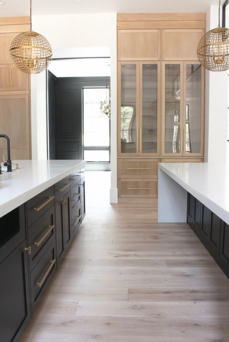 What Is Hot On Pinterest: Kitchen Modern Décor