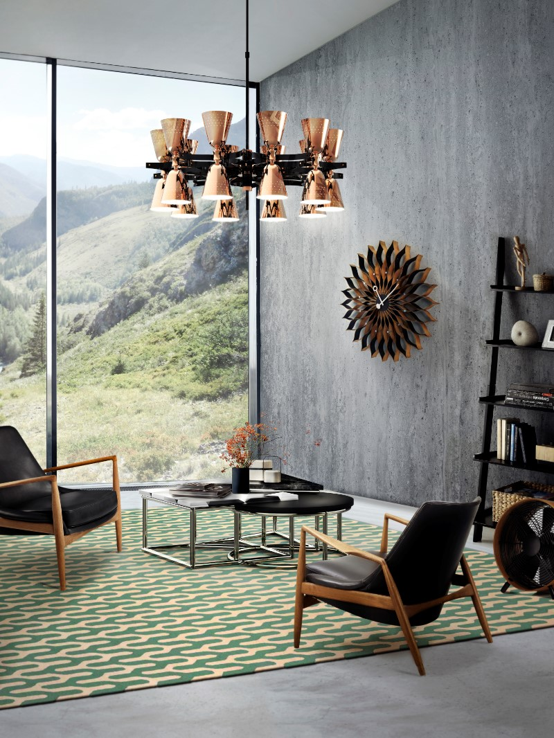 A Mid Century Revival with Charles Suspension! 4