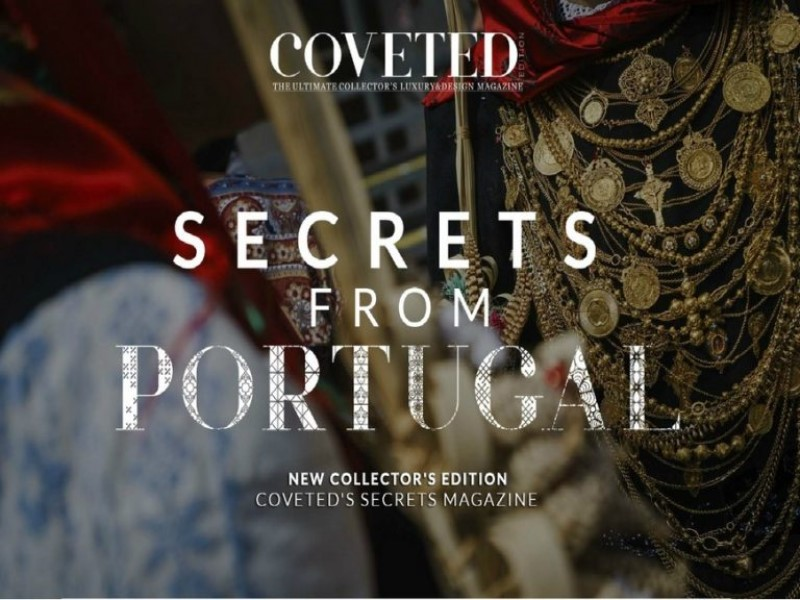 Discover The Secrets From Portugal With CovetED Magazine! 2