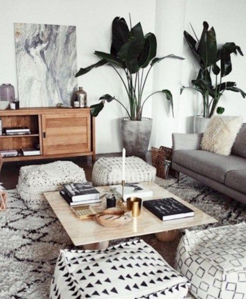 What Is Hot On Pinterest Living Room Décor 1