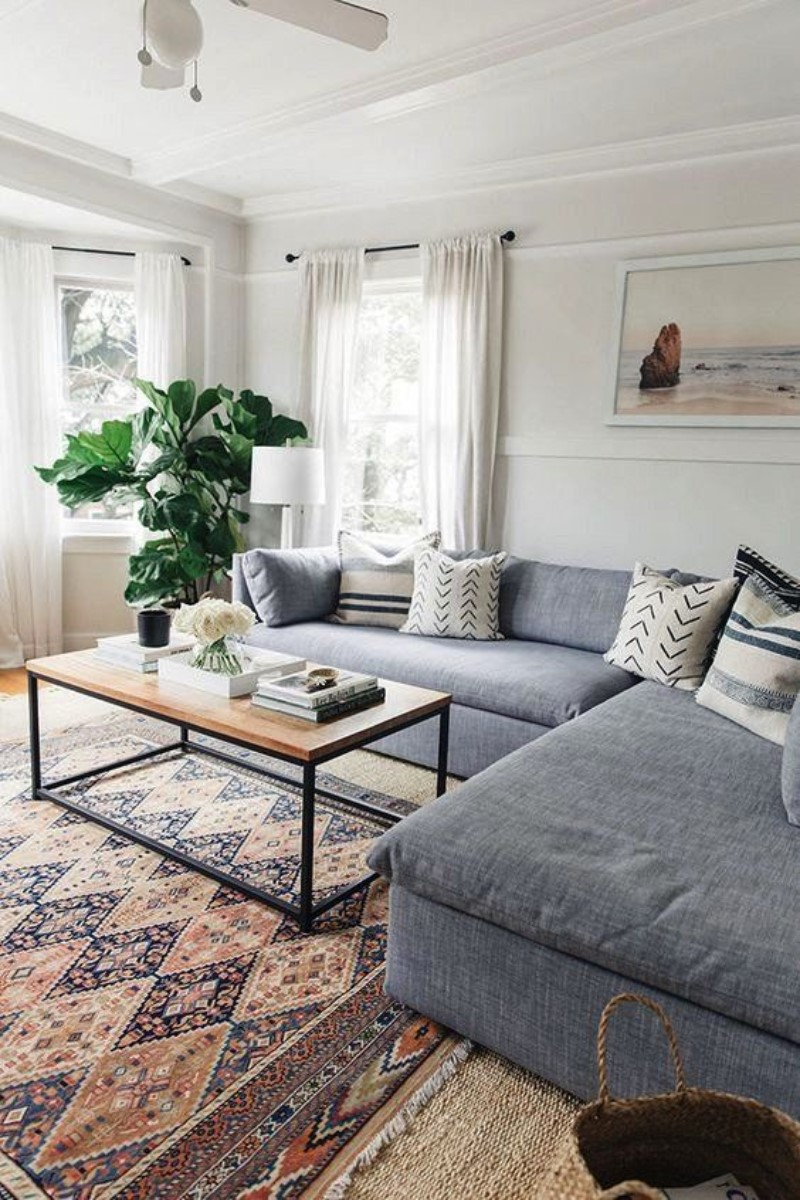 What Is Hot On Pinterest Living Room Décor 4