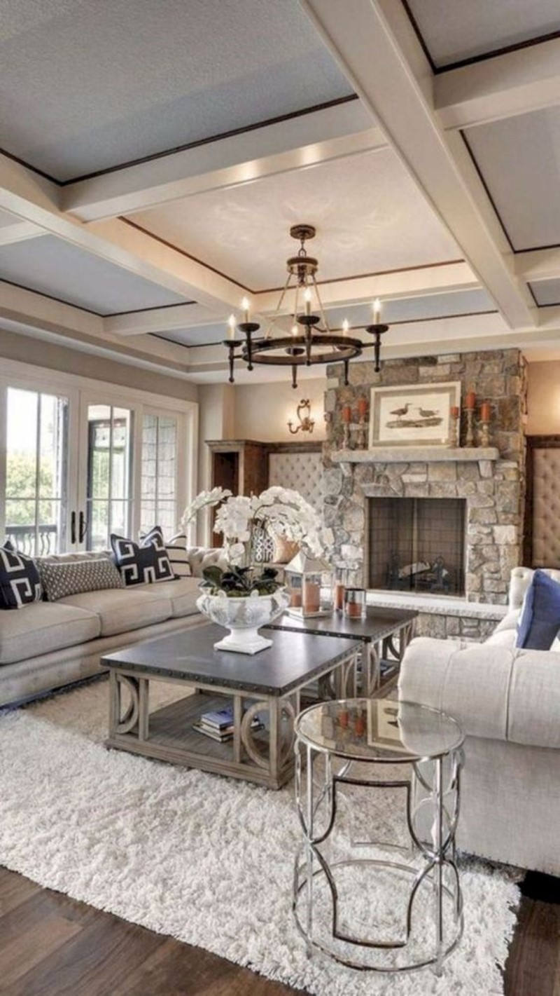 What Is Hot On Pinterest Living Room Décor 7
