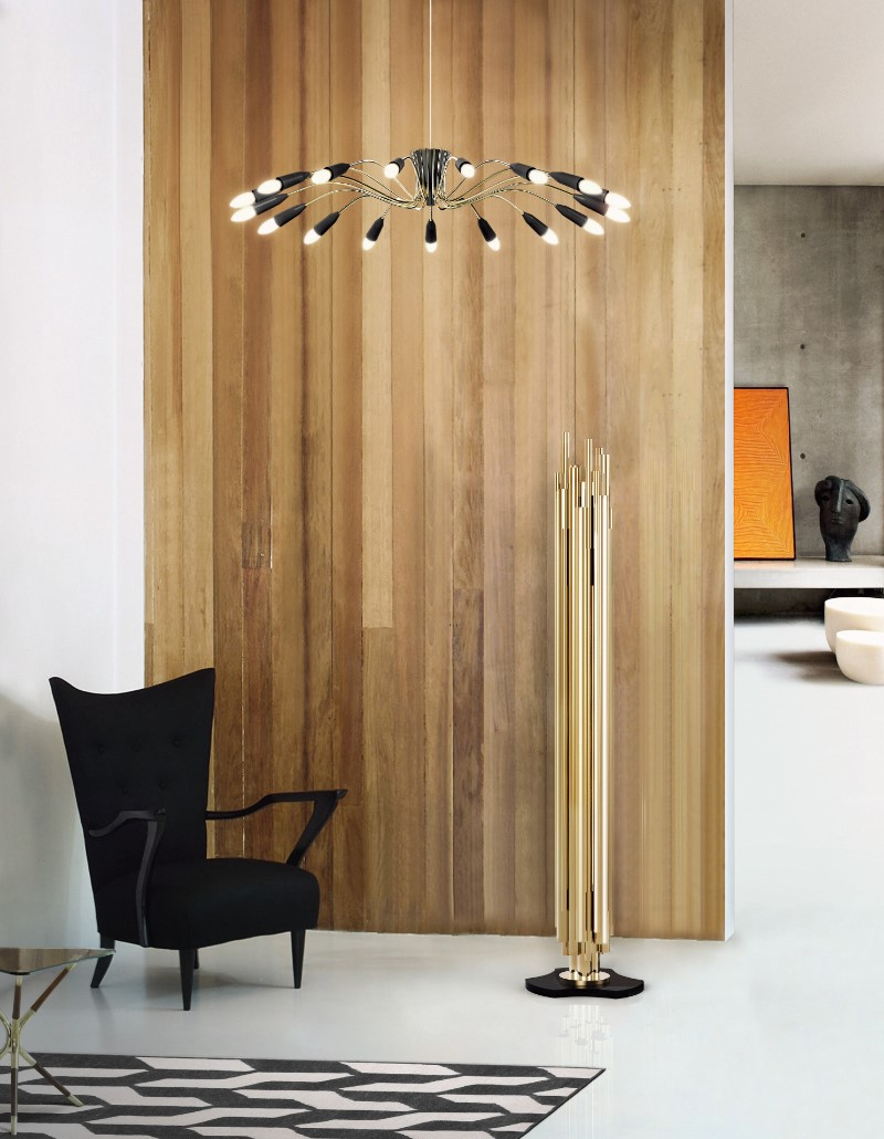 The 7 Wonders of the Floor Lighting Fixtures You'll See At Maison et Objet!