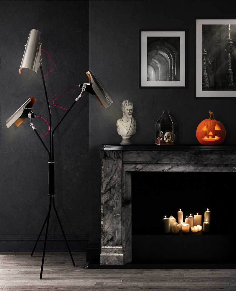 What Is Hot On Pinterest: Halloween Décor!