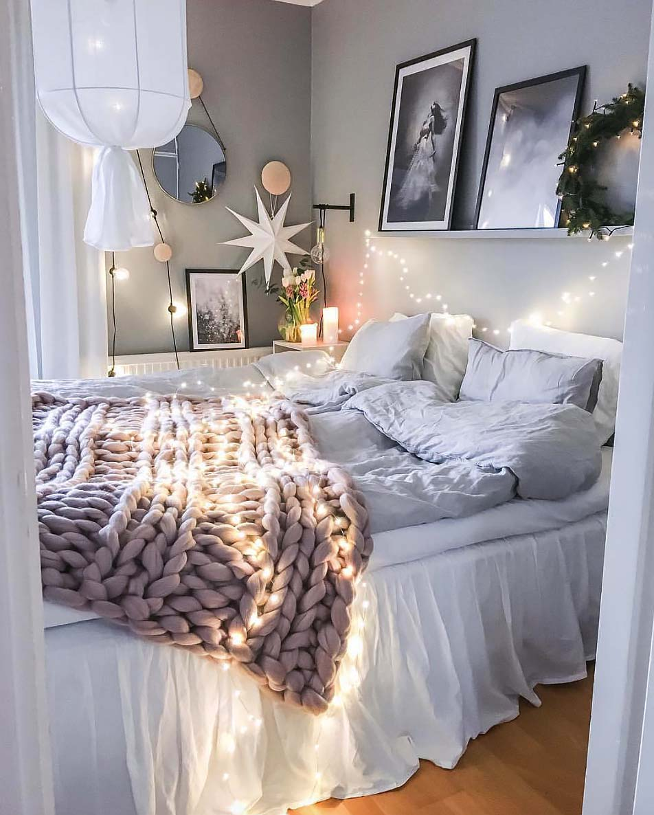What's Hot On Pinterest The Coziest Winter Bedrooms 5