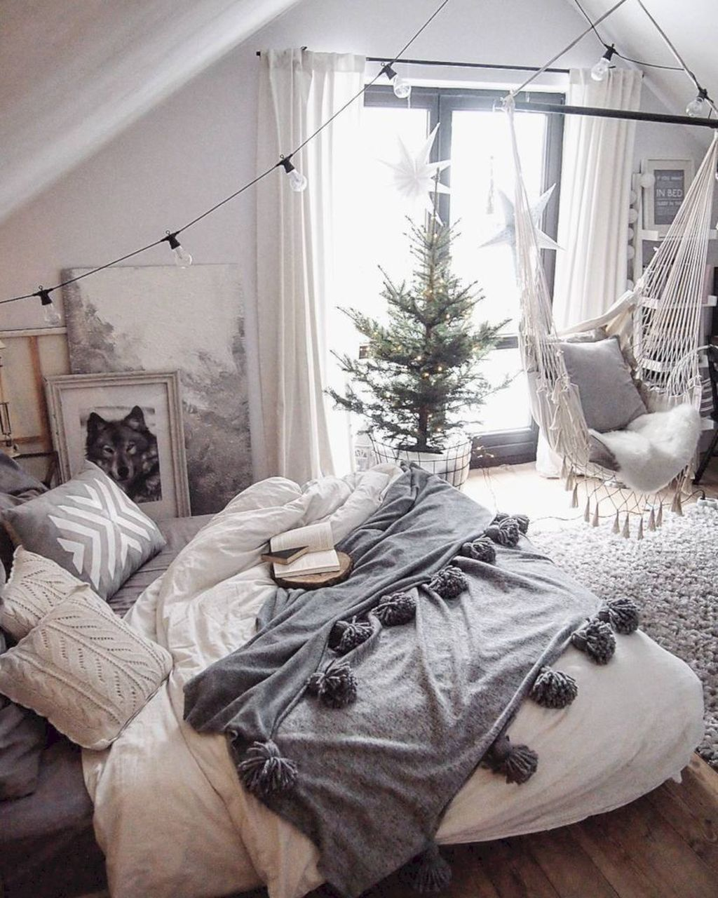 What's Hot On Pinterest The Coziest Winter Bedrooms 6