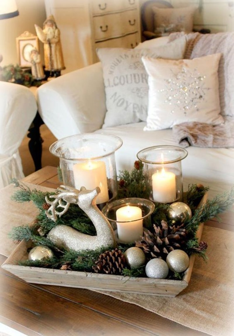 What is Hot on Pinterest: Christmas Mid Century Décor!