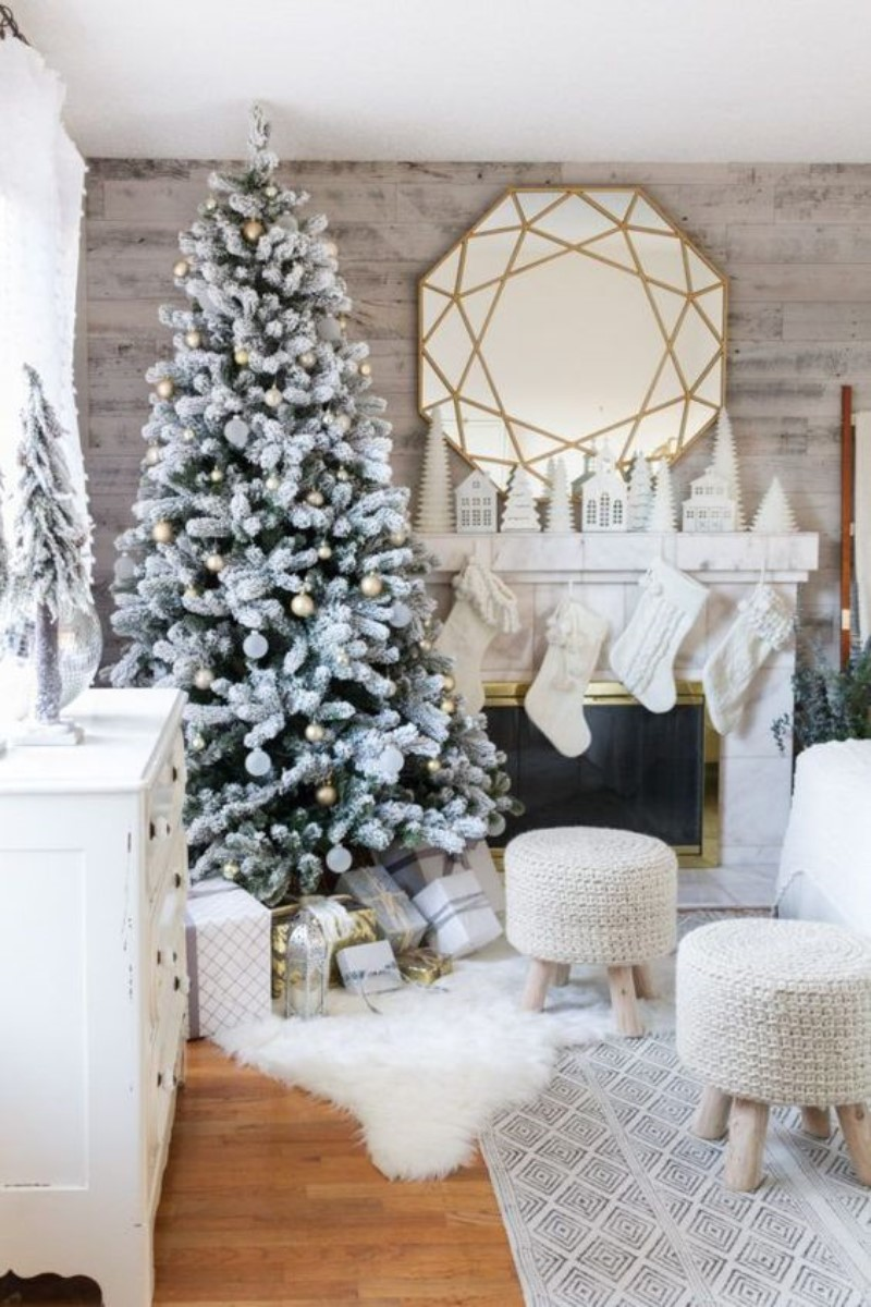 Winter Home Décor
