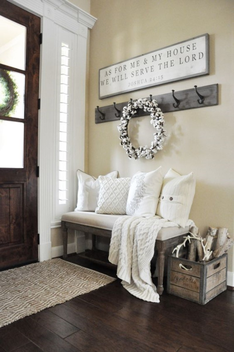 What is Hot on Pinterest: Winter Home Décor!