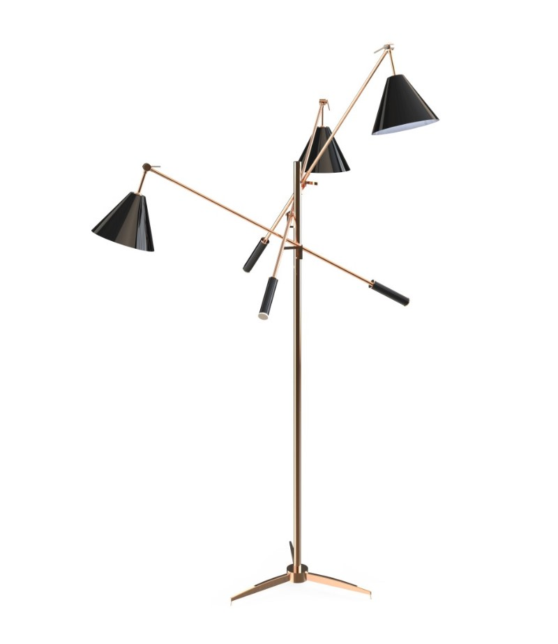 Equip Hotel 2018 Will Be Enlightened By Mid Century Lamps!