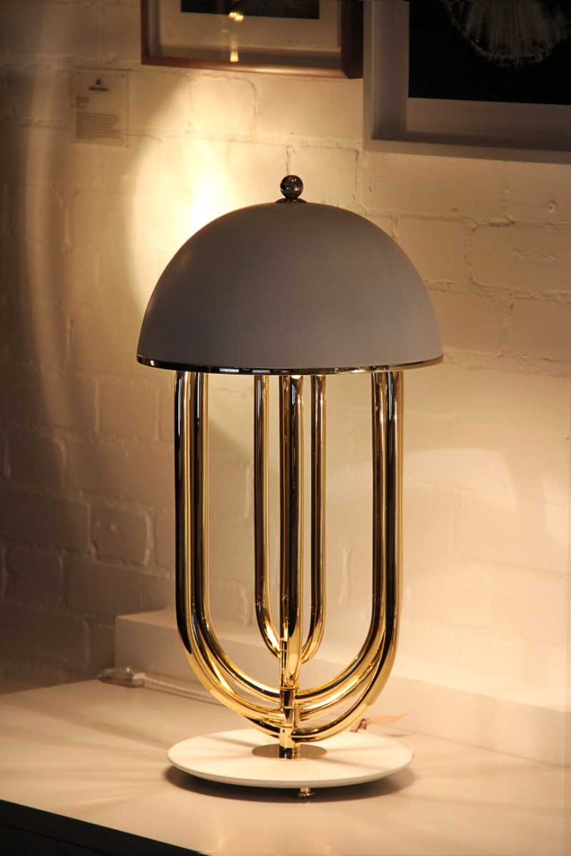 Turner Table Lamp is Ready To Ship!