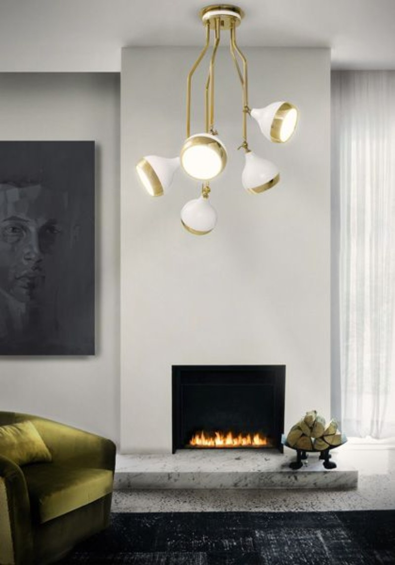 What Is Hot On Pinterest: Vintage Suspension Lamps!