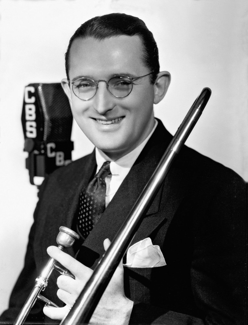 Celebrate Tommy Dorsey's Birthday with Mid Century Design!