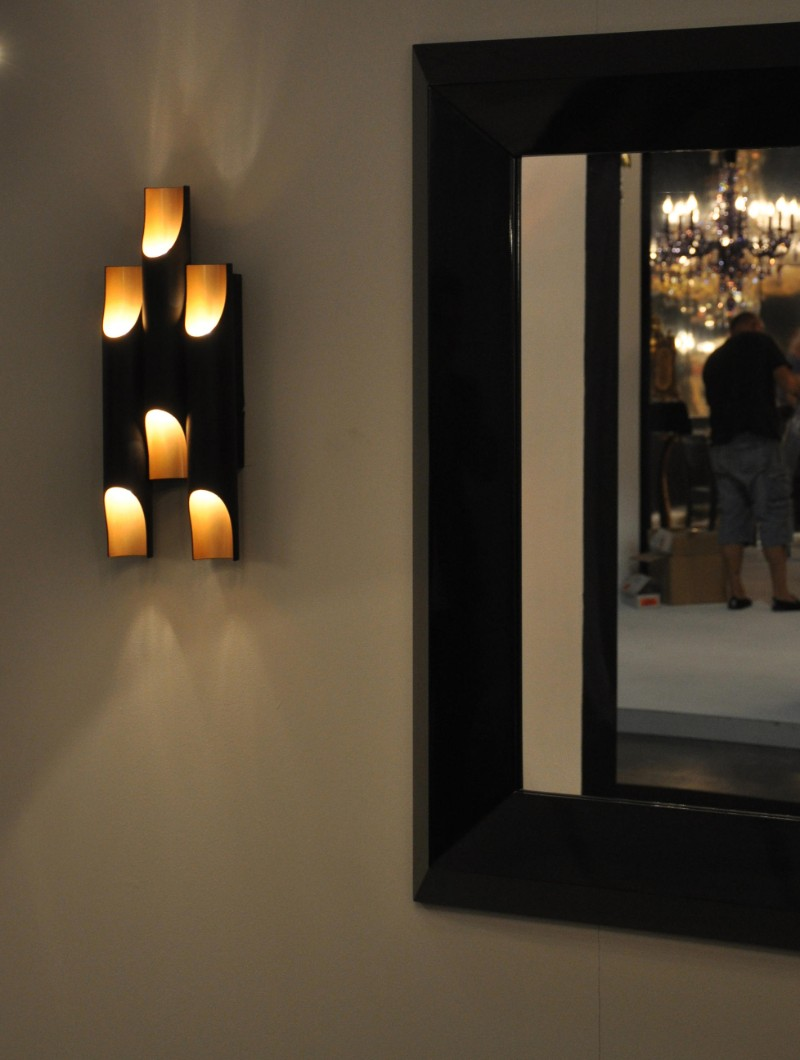 What is Hot on Pinterest: Black Lighting Pieces To Match The Day!