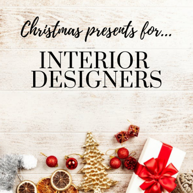 Baby It's Cold Outside_ ChristmasPresents For An Interior Designer