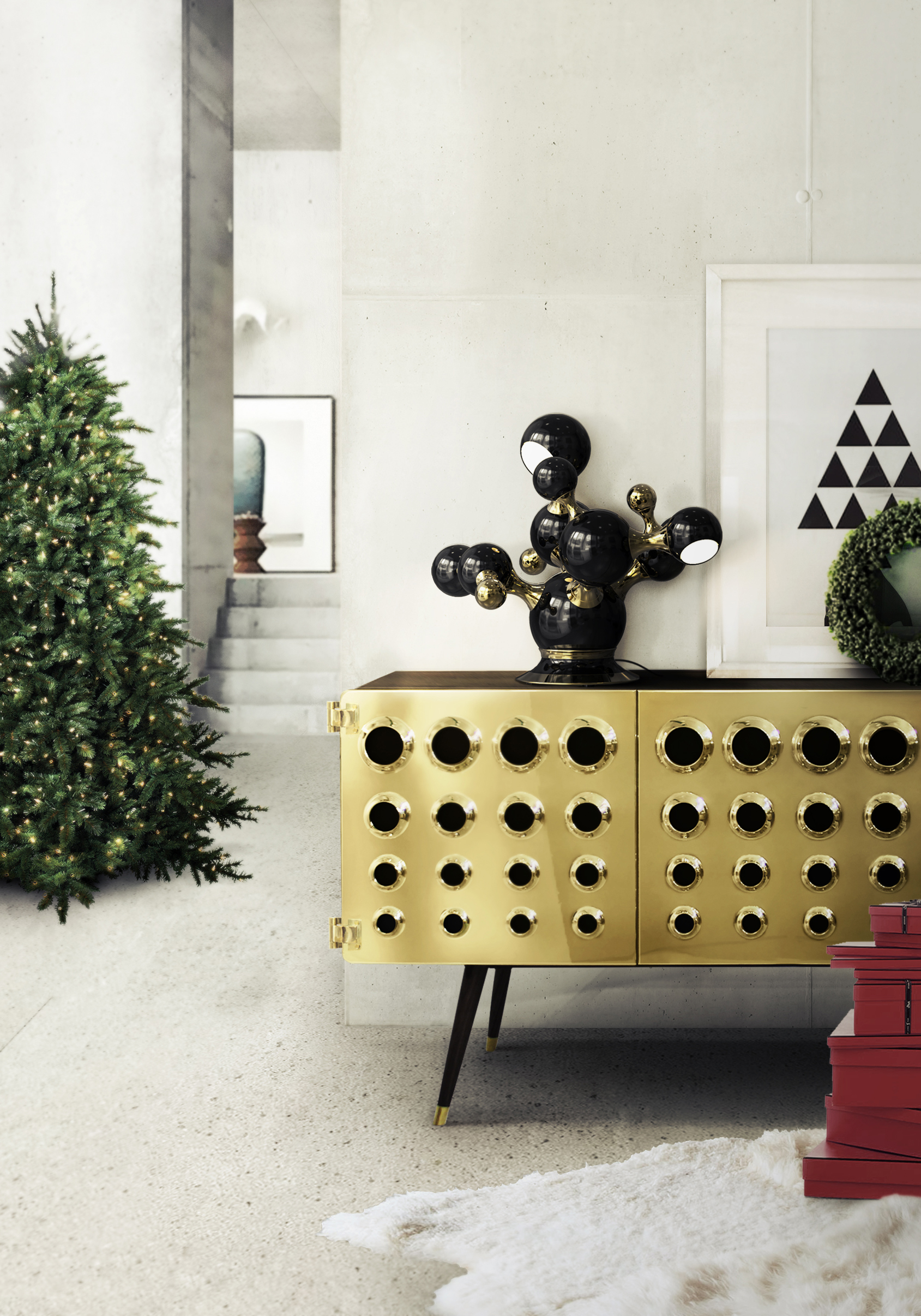 Top 7 Candeeiros Para Obter A Melhor Iluminação De Natal Em Sua Casa 2 iluminação de Natal