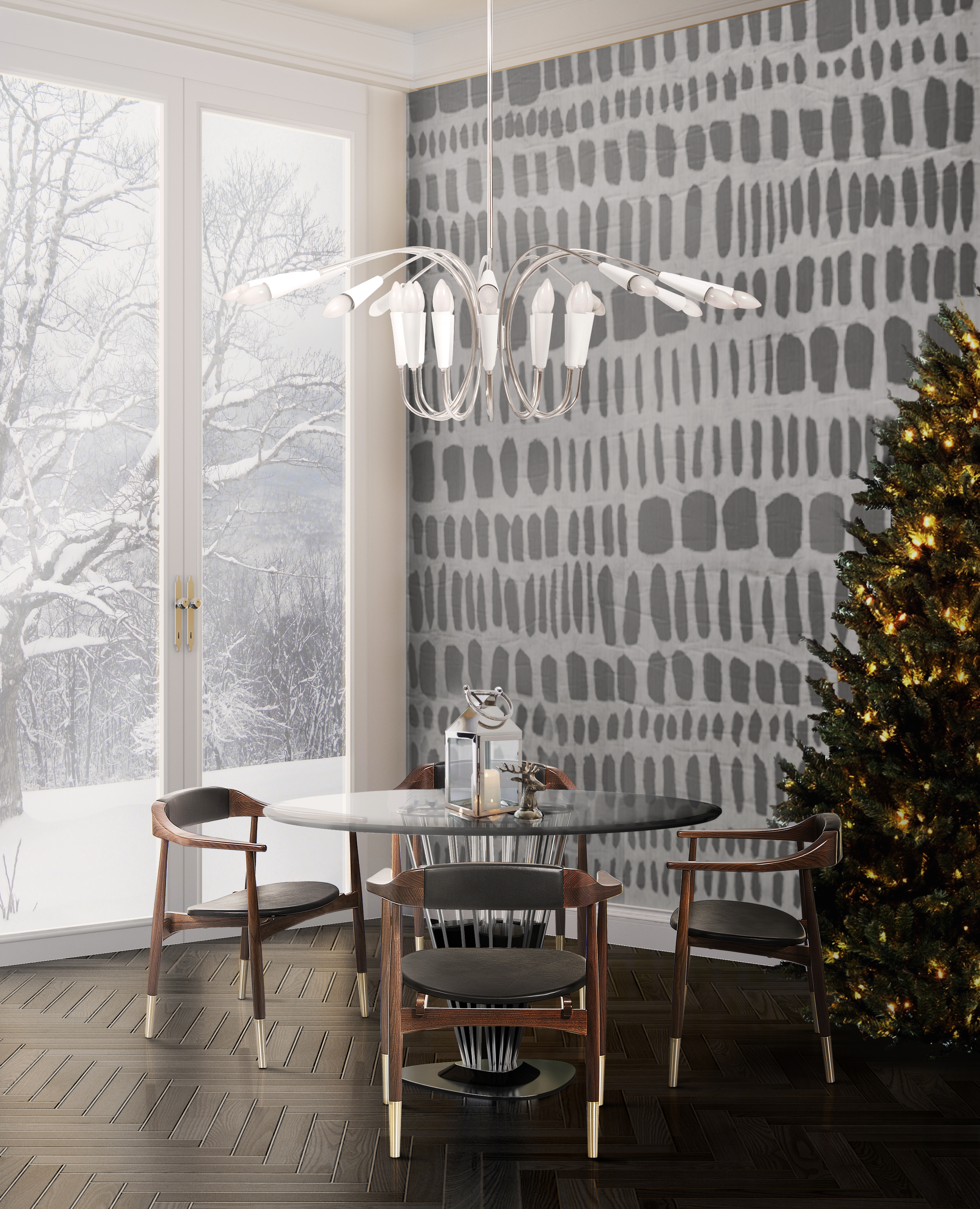 Top 7 Candeeiros Para Obter A Melhor Iluminação De Natal Em Sua Casa iluminação de Natal