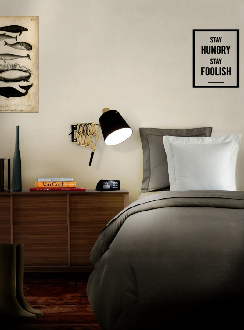 How to Build the Perfect Mid Century Bedroom!