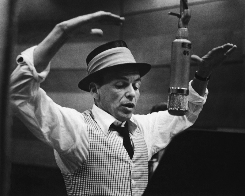 Celebrate Frank Sinatra's Birthday with a Special Lighting Design Family!
