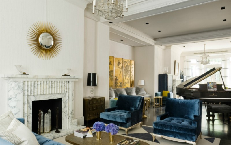 The 5 Best Interior Designers of The World!