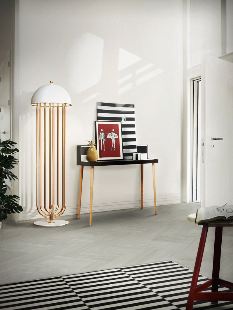 It's Snow Time: Be Inspired By These 5 White Mid Century Lamps! white mid century lamps It's Snow Time: Be Inspired By These 5 White Mid Century Lamps! 4