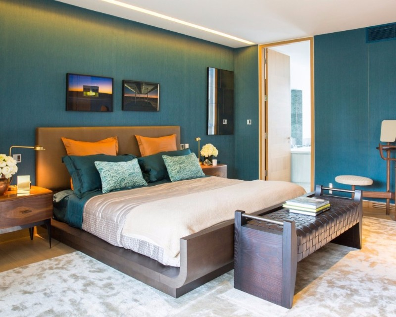 18 Contemporary Bedroom Designs You'll Dream ... Not About, but Inside Them!