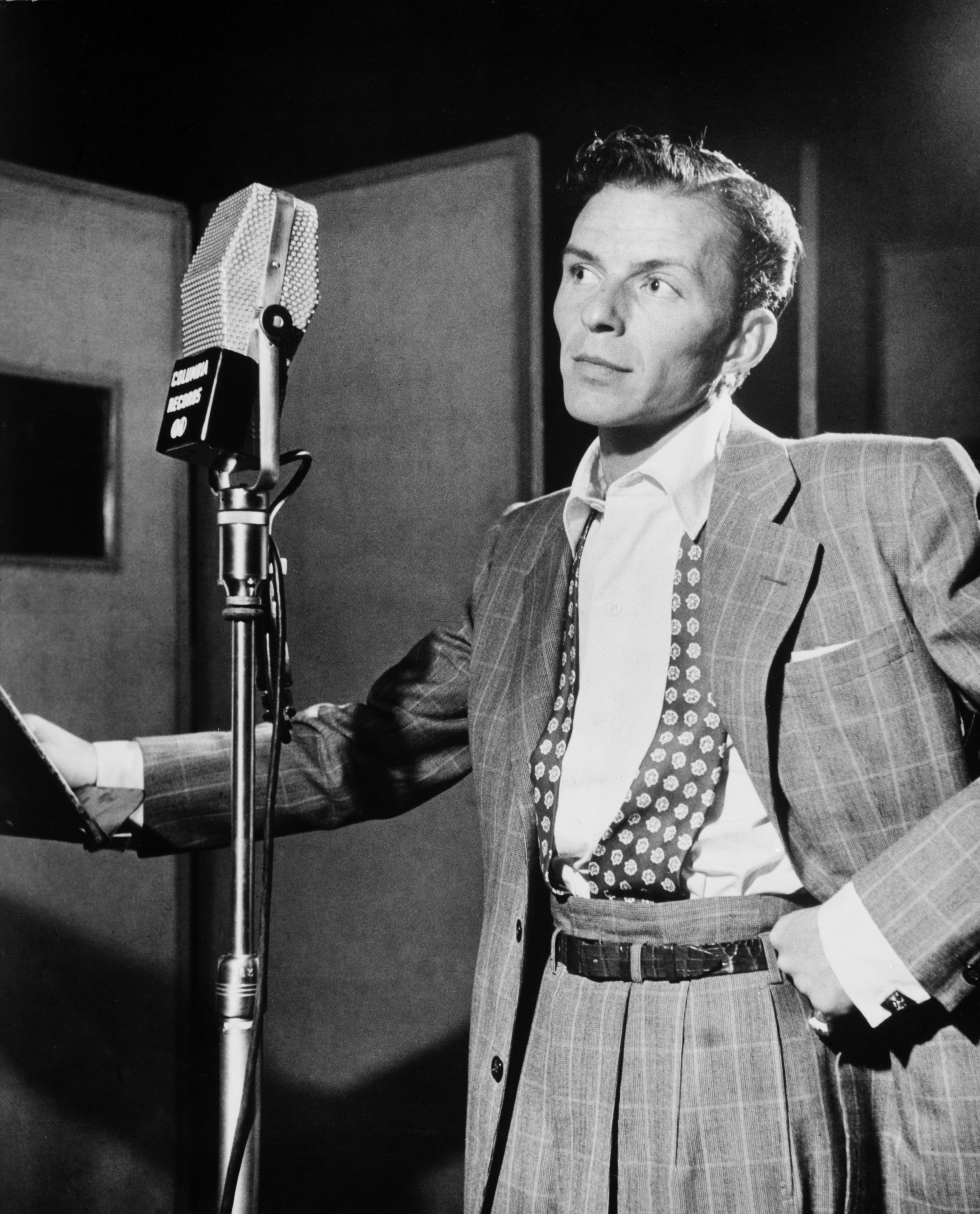 Frank Sinatra E O Seu Encanto Inspiraram Estes Designers de Interiores 3