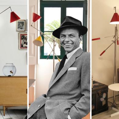Frank Sinatra E O Seu Encanto Inspiraram Estes Designers de Interiores 8