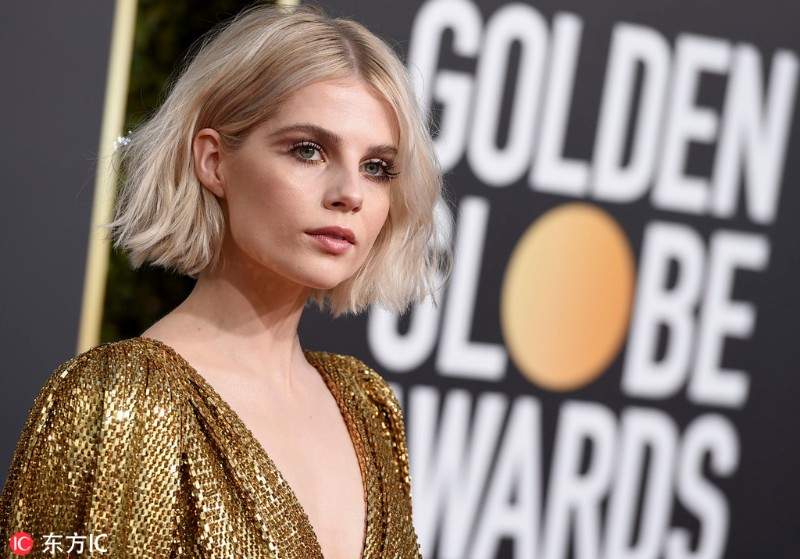 golden globes Golden Globes 2019: The Outfits That Shined More Than The Awards! 18