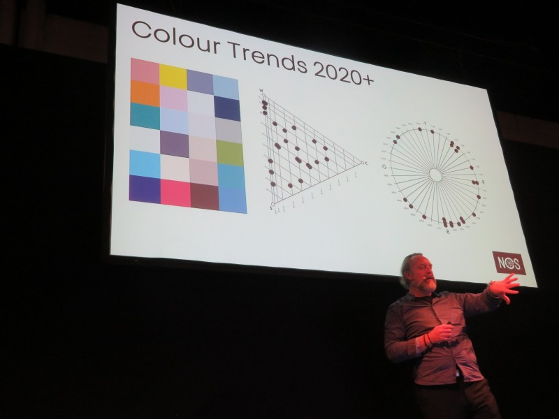 "Color Trends for 2020: ""Without Colors, there is nothing"""